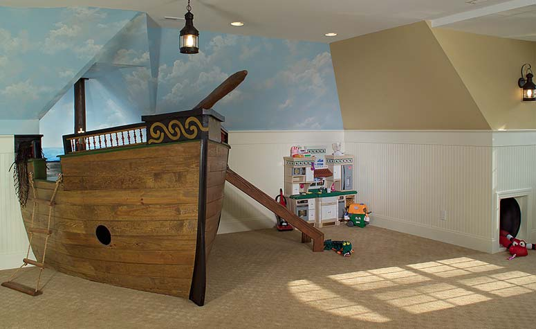 Children Room   Complete Construction Company   Apex, NC