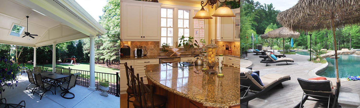Home Remodeler | RTP Area | NC