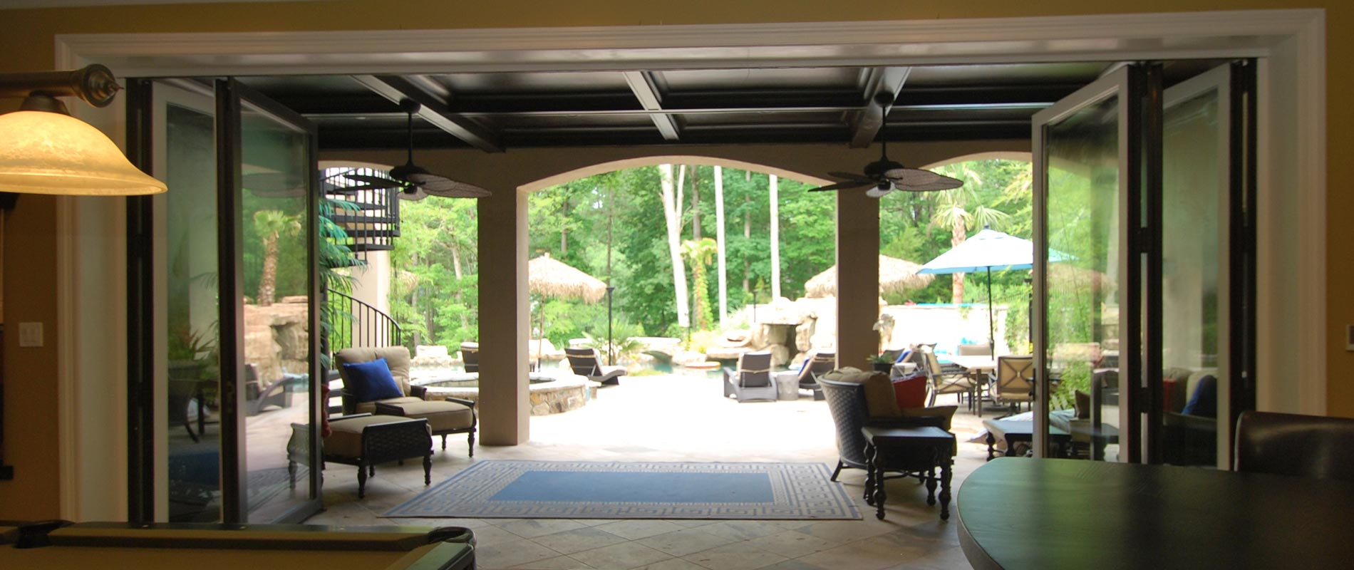 Recreational Area Renovation   Complete Construction Company   Apex, NC