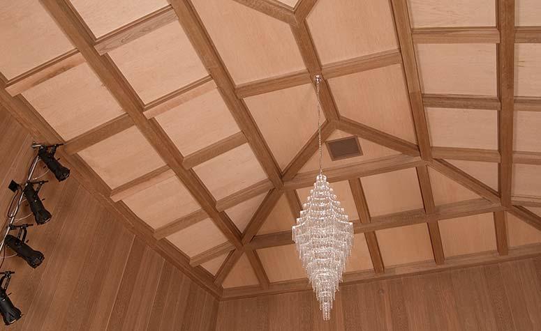Concert Room Ceiling