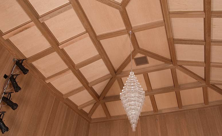 Concert Room Ceiling