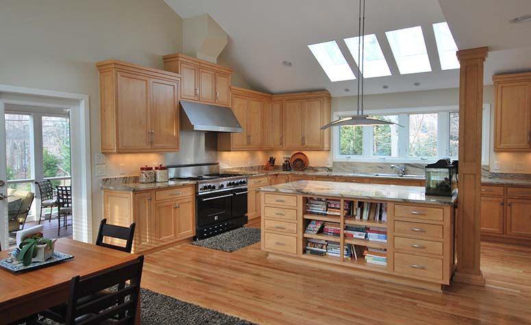 Natural Themed Kitchen