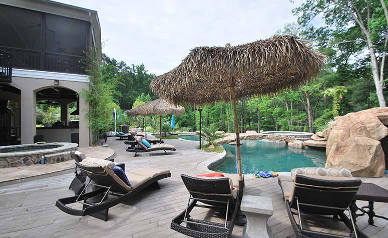 Pool Area Renovation