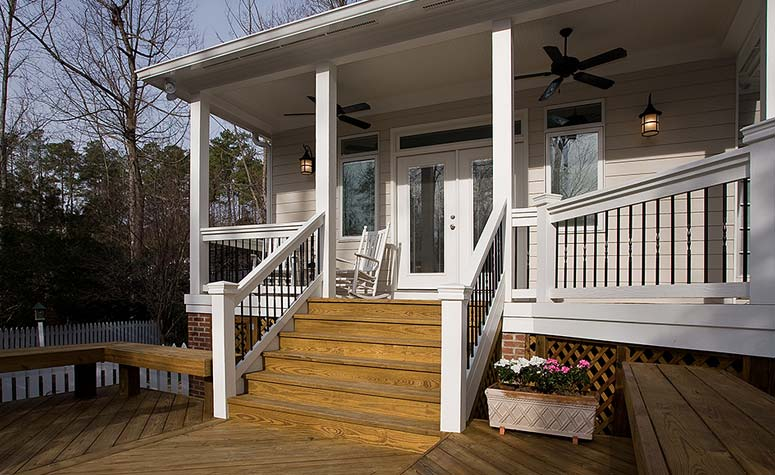 Porch Add-on
