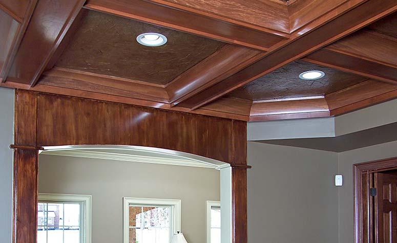 Wooden Ceiling Beams